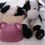 Teddy Bear Crochet Hat 02